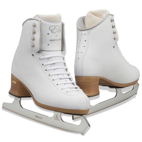 Jackson Elle Girl's  Figure Skates with Mirage Blade FS2131