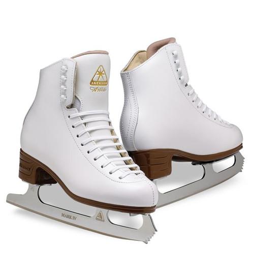 Jackson Artiste Women's Figure Skates with Mark IV Blade  JS1790