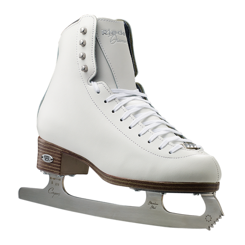 Riedell 33 Diamond Girl's Figure Skates