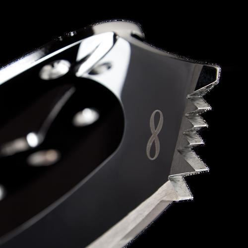Riedell Eclipse Infinity Titanium Blades