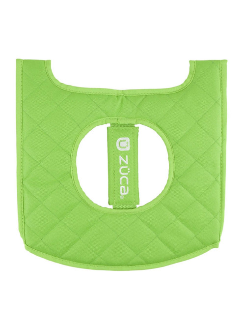 Zuca Black/Green Seat Cushion