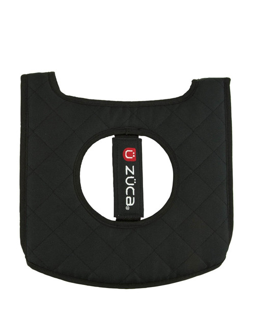 Zuca Red/Black Seat Cushion