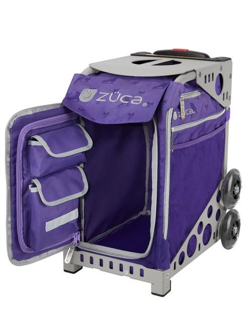 ZUCA WHEELED BAG - INSERT ONLY - Skates & Bows