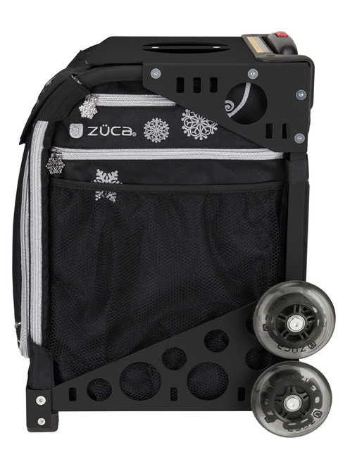ZUCA WHEELED BAG - INSERT ONLY - SILVER SHIMMER