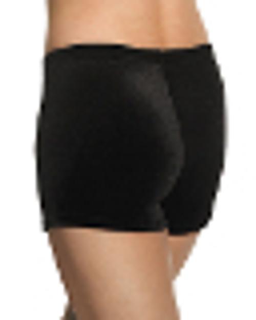 Mondor Velvet Skate Shorts 7815