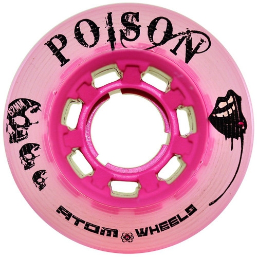 Atom Poison Hybrid Wheels