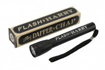The Dapper Chap 'Flash Harry' Torch