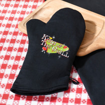 King of The Grill Oven Mitt