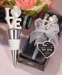 Love Themed Bottle Stoppers