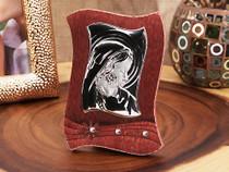 Vintage Style Dark Wood Icon