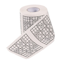 Pack of 3 Sudoku Toilet Paper
