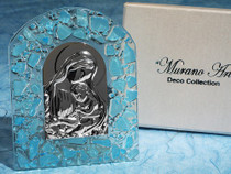 Murano Art Deco Collection Arch Glass Icon