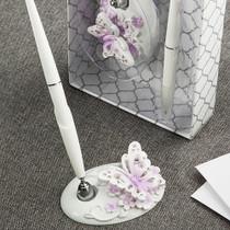 Butterfly Design Pen Set