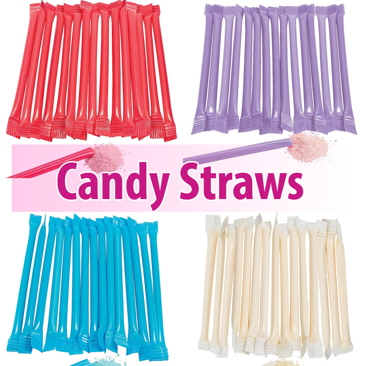 Candy Straws
