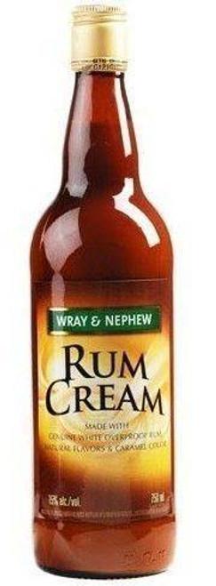 J Wray & Nephew Rum Cream- 750ml