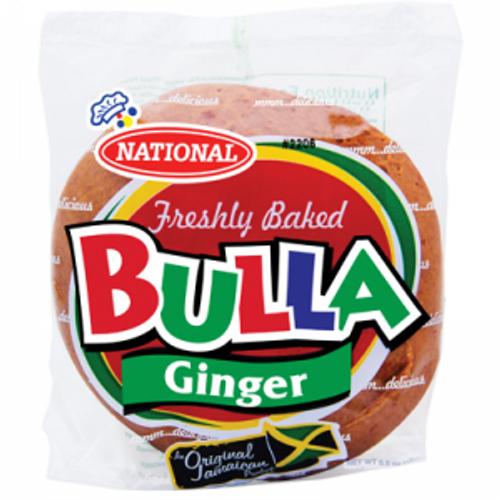 Ginger Bulla (3 Pack)
