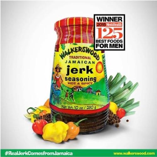 Walkerswood Traditional Jamaica Jerk Seasoning-HOT & SPICY