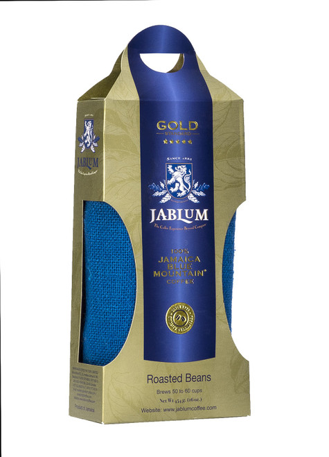Jablum Gold Roasted Whole Beans 16oz (Ground)