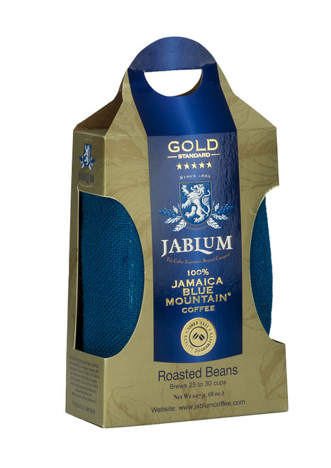 Jablum Gold Whole Beans-  8oz