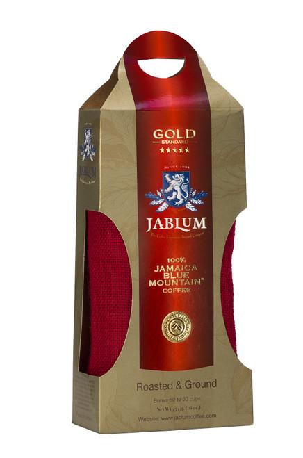 Jablum Gold Roasted and Ground- 16oz