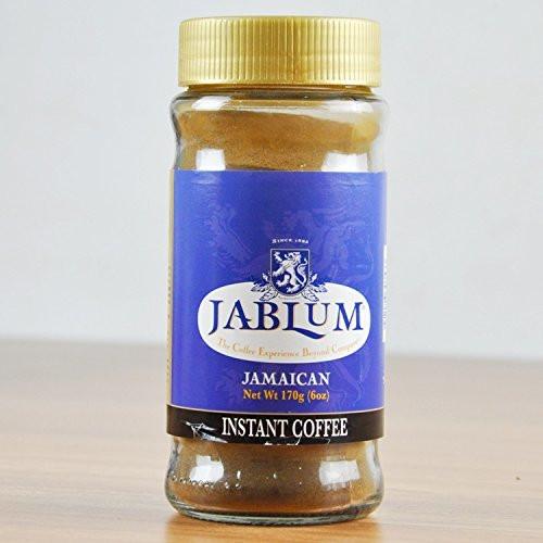 Jablum 100% Jamaican Blue Mountain Instant Coffee-6oz