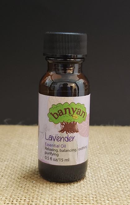 Lavender Essential oil-1/2oz