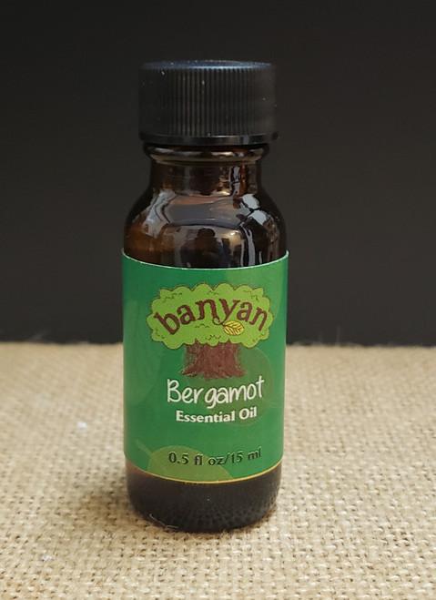 Bergamot Essential oil-1/2oz