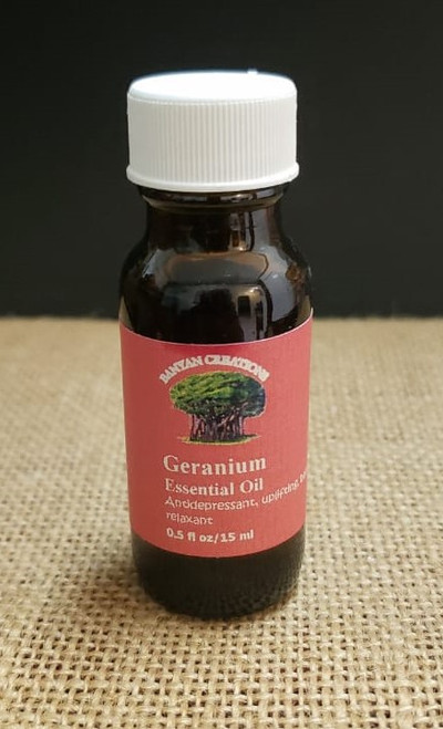 Geranium Essential oil-1/2oz