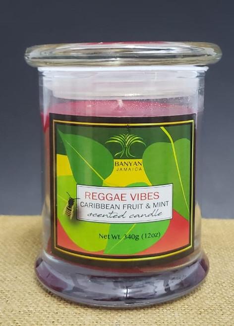 Caribbean Vibes Jar candle-12oz