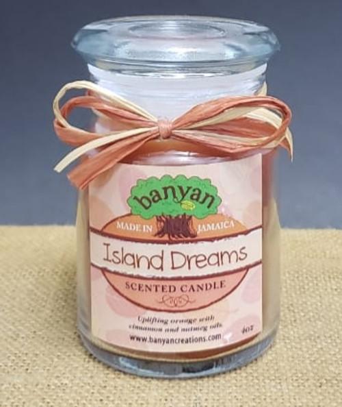 Island Dreams Jar candle-4oz