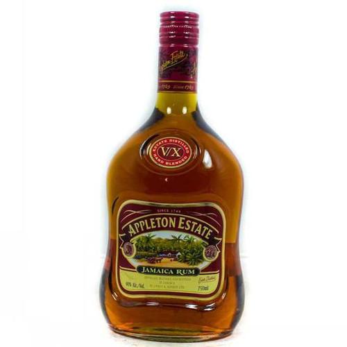 Appleton Estate V/X Signature Blend Jamaica Rum Special- 750ml