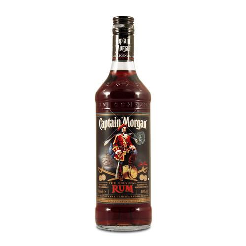 Captain Morgan Dark Rum- 750ml
