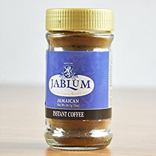 Jablum 100% Jamaican Blue Mountain Instant Coffee - 3.5oz
