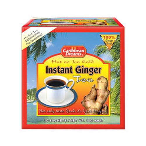 Caribbean Dreams Instant Ginger Tea