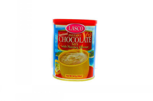 Lasco Instant Chocolate Mix with Nutmeg - 567g