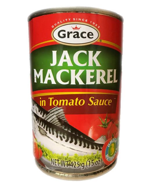 Grace Jack Mackerel - 425g