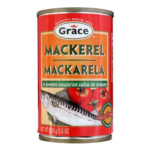 Grace Classic Mackerel - 155g (set of 3)