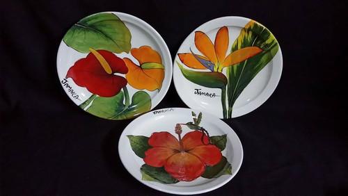 """Frazer's Ceramics 10"""" Plate"""