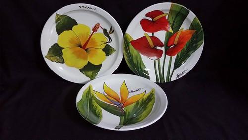 """Frazer's Ceramics 12"""" Plate"""