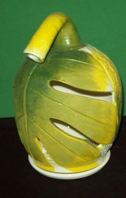 Frazer's Ceramics Breadfruit Candle Holder- Small