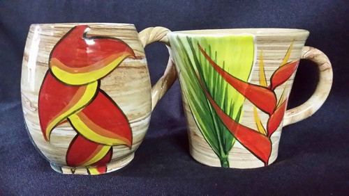 Frazer's Ceramics Coffee Cup (per cup)