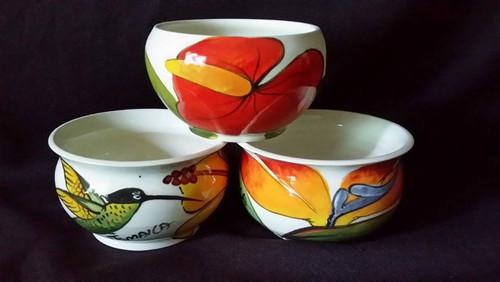 Frazer's Ceramics Dessert Bowl (per bowl)