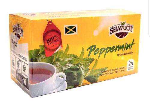 Shavuot Peppermint Tea (24 Tea bags)