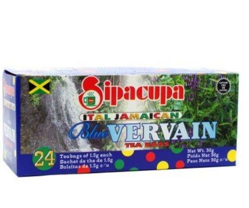 Ital Jamaican Blue Vervain Tea (24 bags)