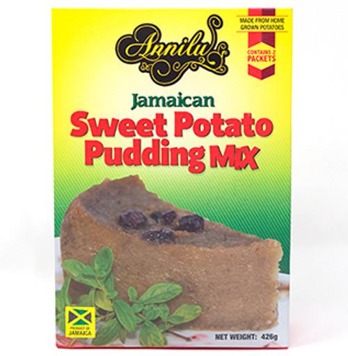 Annilu Jamaican Sweet Potato Pudding Mix- 425g