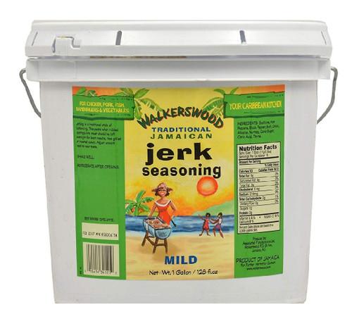 Walkerswood Jamaican Jerk Seasoning Mild- Bucket