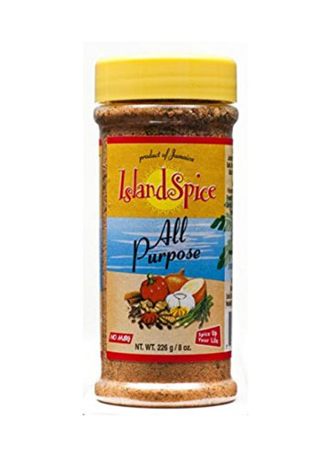 Island Spice All Purpose seasoning- 8oz