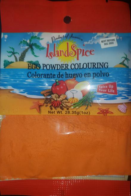 Island Spice Egg Powder-28.35g
