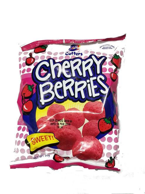 Cherry Berries- 30g (set of 3)