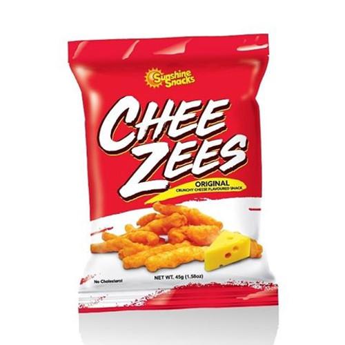 Cheese Zees- Original-45g (Bundle of 3)